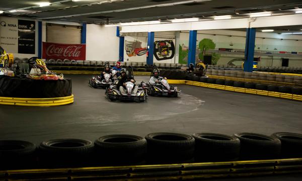Gutschein: Indoor Kartbahn Werther